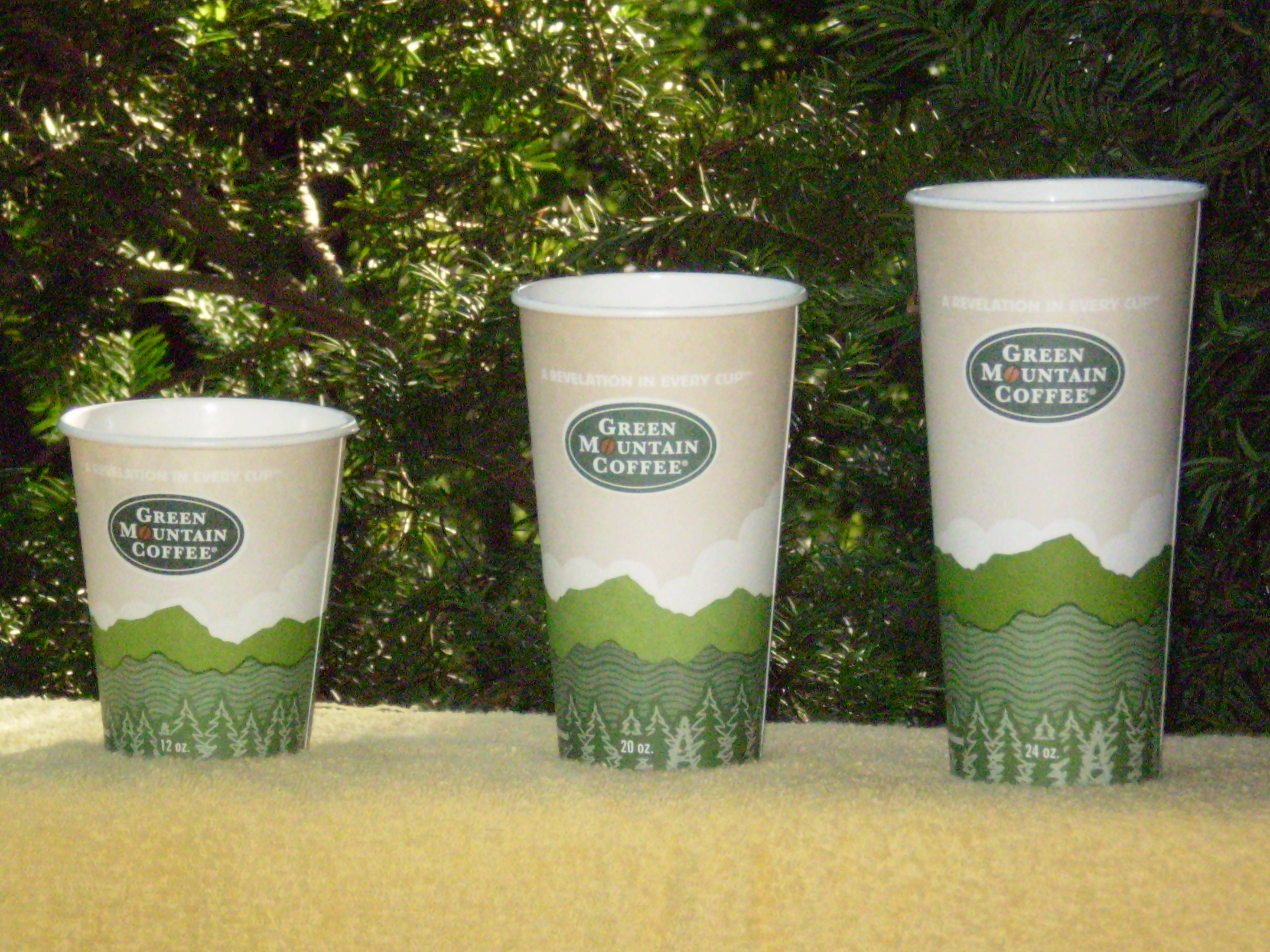 Small, Medium, Large Coffee: Revelations Can Come in all Sized Cups
