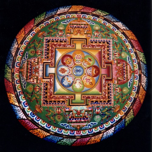 Mandala: The Healing Power of the Circle