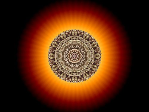 Mandala: The Glow of Grace