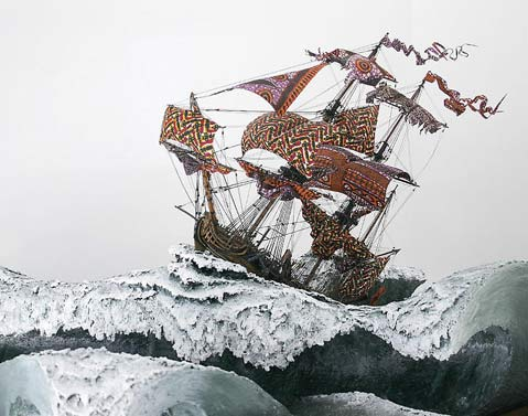 La Meduse ~ The Ship to nowhere...