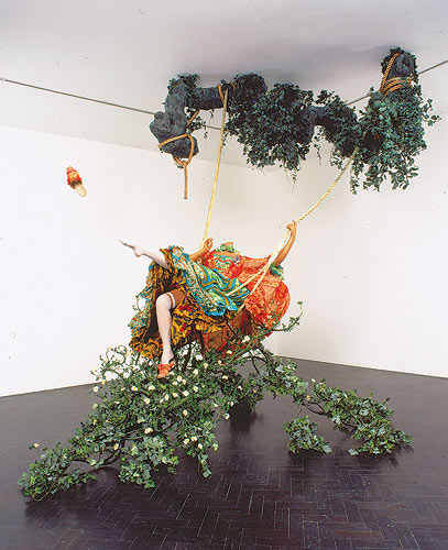 """The Swing"" after Fragonard"