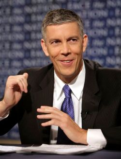 Arne Duncan - US Secretary of Education