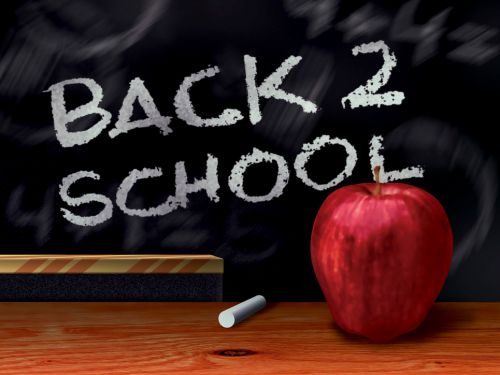 It's Back to School time in the Big Apple ~ NY!