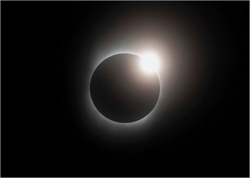 Focus: Don't let your Blog face a ~Total Eclipse by Yang Lei AP