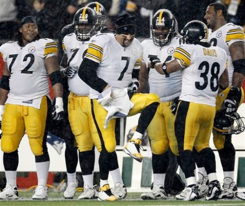 Ben Roethlisberger and the Pittsburgh Steelers