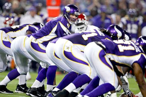 Brett Favre and the Minnesota Vikings