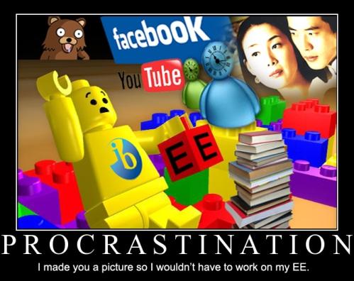 perfectionism procrastination essay