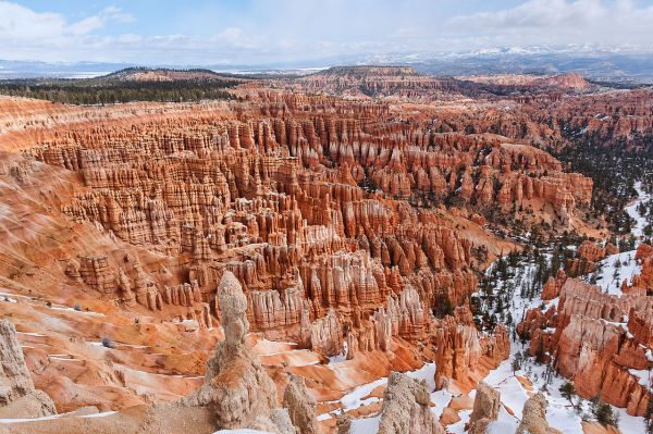 The Unfettered Power of Mother Nature: Amphitheater - Bryce Canyon National Park by Jean-Christophe Benoist
