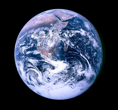 The Blue Marble: What We Know For Sure… | Mirth and Motivation