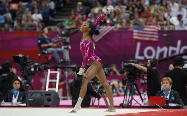 Olympics Inspiration: Flying Higher...