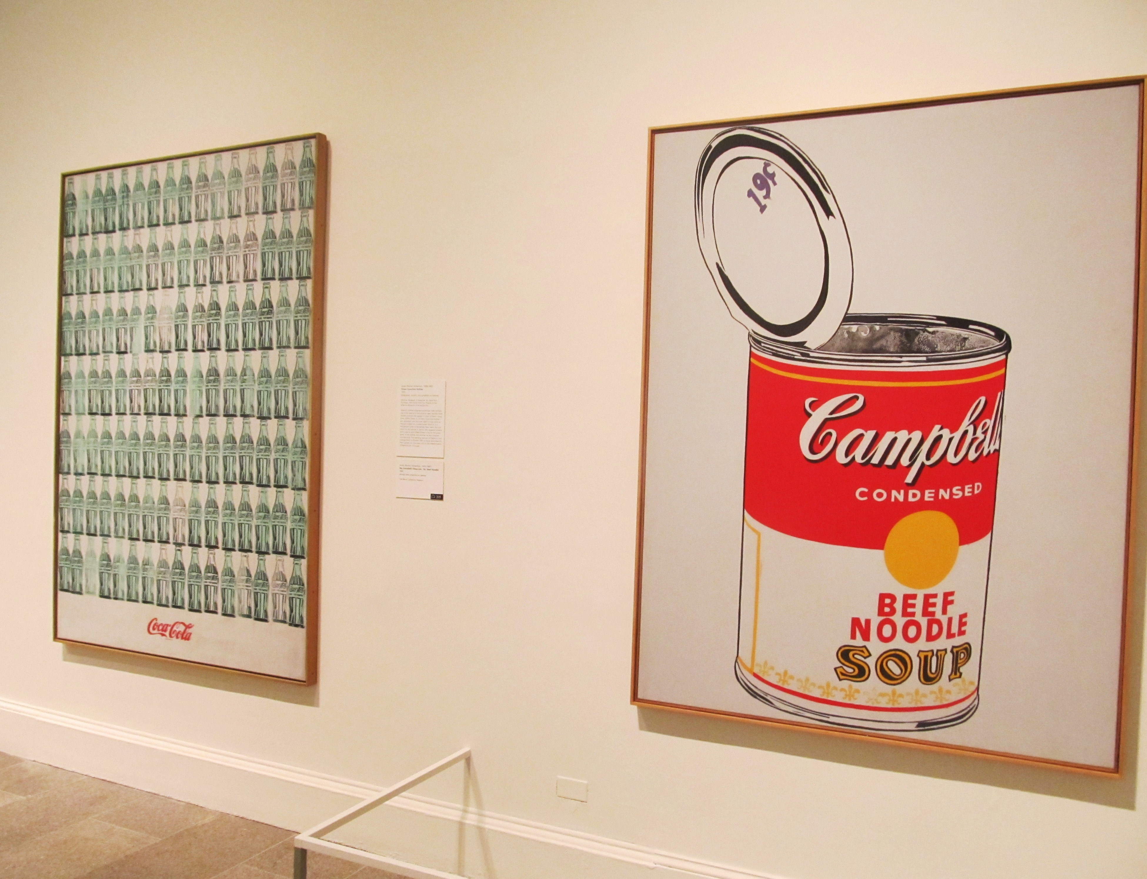 artist 2 andy warhol green coca cola bottles 1962 essay Andy warhol paper whorl's flowers, 1967, silkscreen on synthetic polymer paint on canvas, is included in the exhibition flowers were quite an inspiration for warhol time and again.