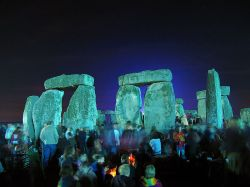 Inspiration: The Power Of WE... Stonehenge community...
