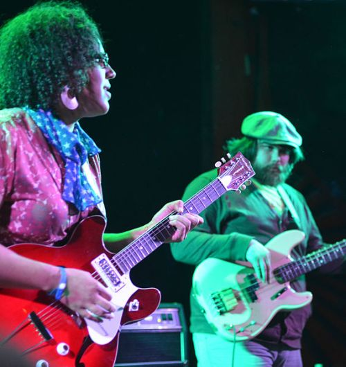Music Musings: Live Your Life...  Alabama Shakes