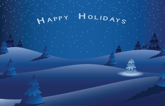 Inspiration: Merry Christmas! Happy Holidays!