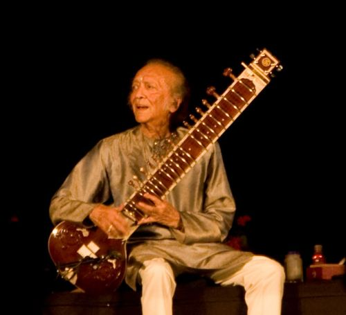 RIP Pandit Ravi Shankar: Legendary Sitar Maestro...
