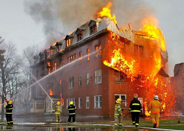 Musings: Breathing Fire...