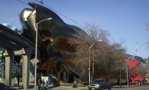 Seattle EMP Museum