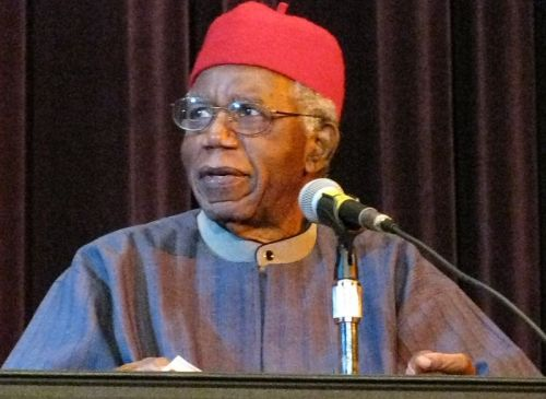 Chinua Achebe RIP