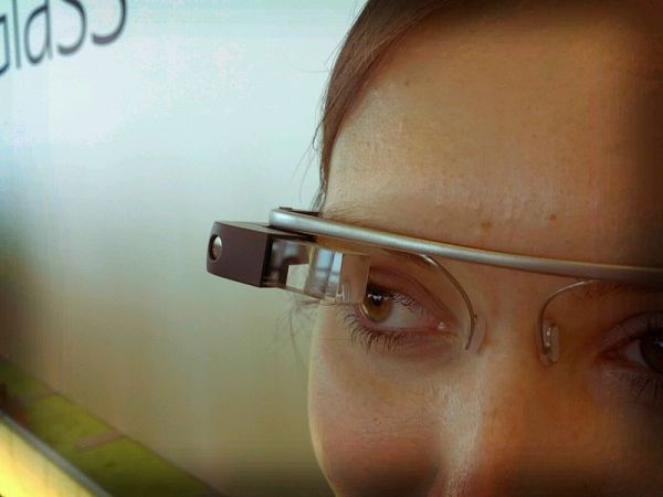 Humor: How & When To Avoid Making Eye Contact  - Wear Google glass