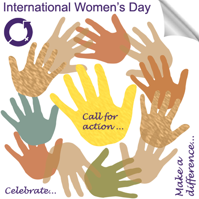 International Women's Day: End Violence Against Women