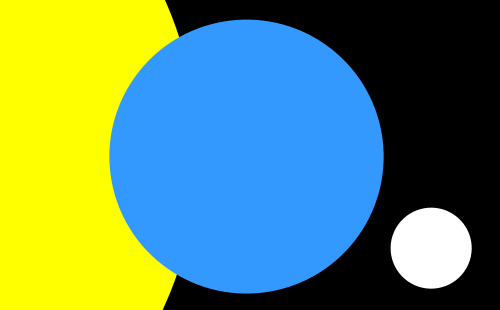 Modern Earth Day Flag