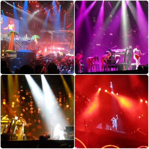 Weekly Photo Challenge: More Concert Lights