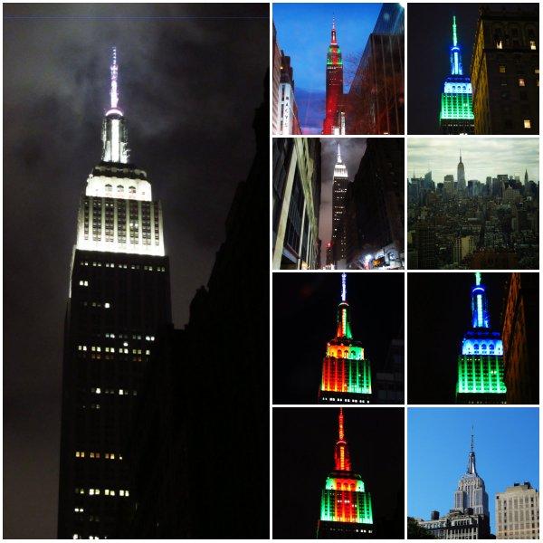 Empire State In Colorcoll
