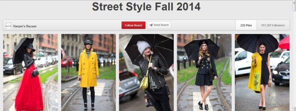 FAD: Trends Street Style in Fall 2014