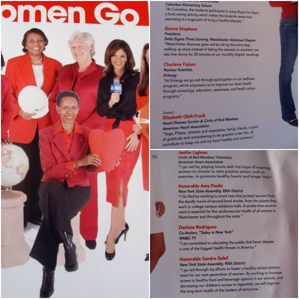 National Wear Red Day - Honoring Our Mothers and Ourselves