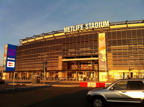 MetLife Stadium for Superbowl XLVIII