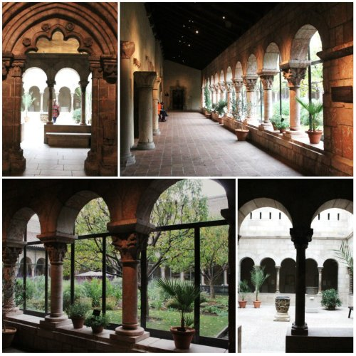 Weekly Photo Challenge: Perspective - Cloisters, New York