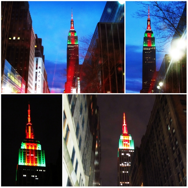 Weekly Photo Challenge: Perspective - Empire State Building, New York