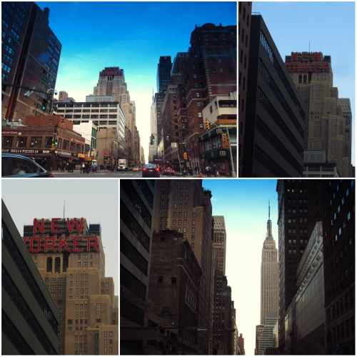 Weekly Photo Challenge: Perspective - Old New Yorker Hotel, New York