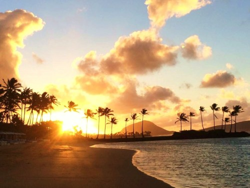 Weekly Photo Challenge: Summer Lovin' - Can't beat sunrise in Hawaii