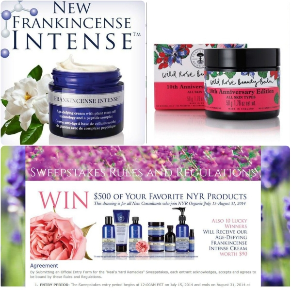 NYR Organic: Neal's Yard Remedies Top Sellers
