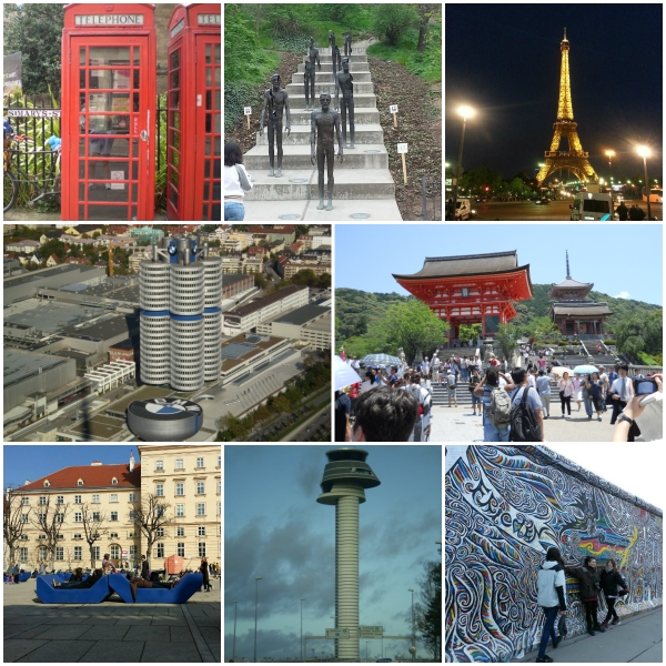 Weekly Photo Challenge: Adventure Abroad