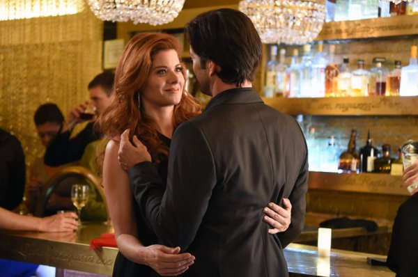 """Photo from the episode """"Mystery of the Dead Date"""""""
