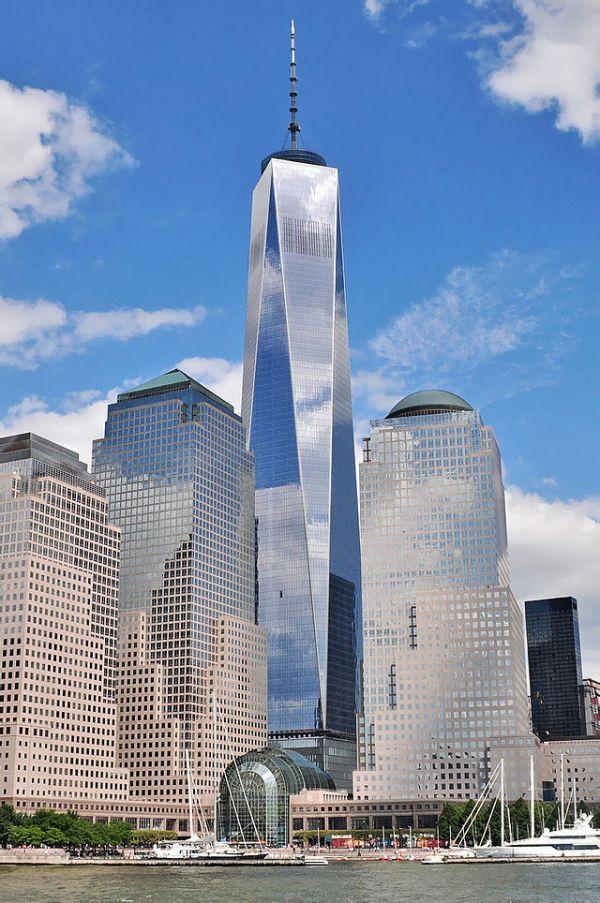 Haiku: In Remembrance - Rebuilt One World Trade Center.