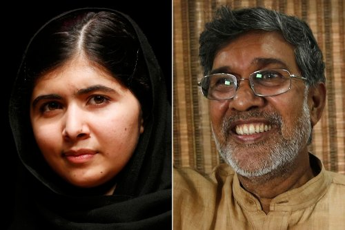 Nobel Peace Prize 2014: Two Voices For Children & Youth Rights Win