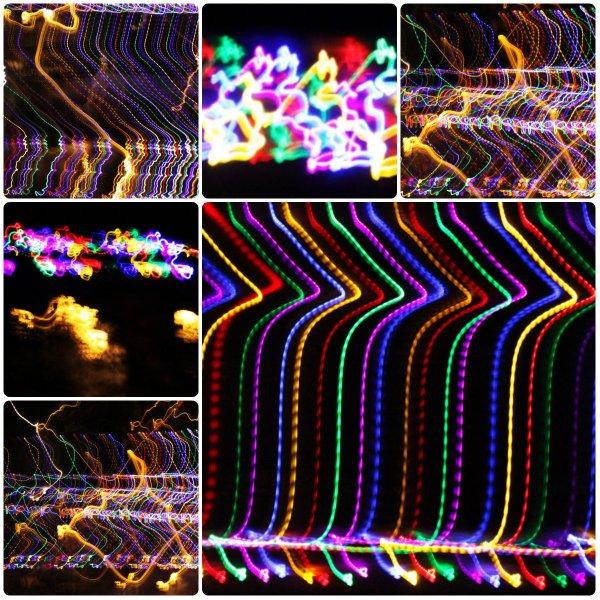 Weekly Photo Challenge: Refraction. Reflection. Illumination City