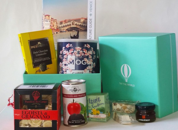 Try The World: Enjoy The Venice Box
