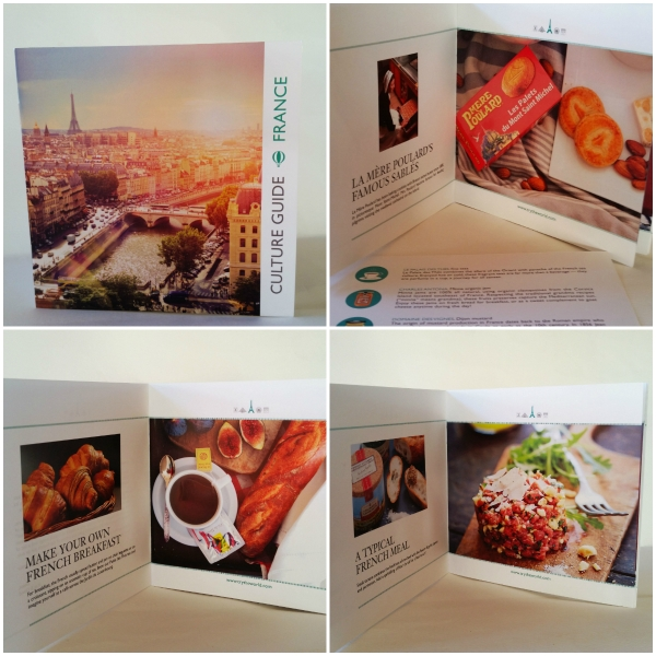 Try The World: A Taste Of Paris - Let the cafe come to your home