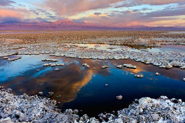 Writing 201: The Landscape Of Our Future - Salar de Atacama by Francesco Mocellin