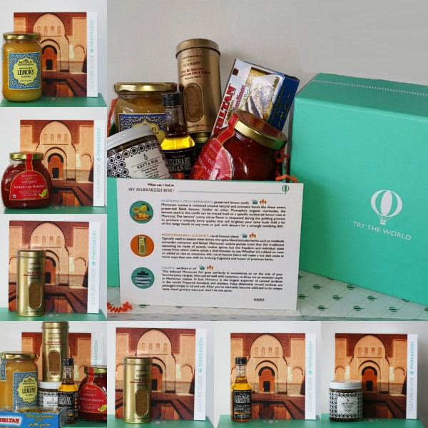 Try The World: A Taste Of Marrakesh