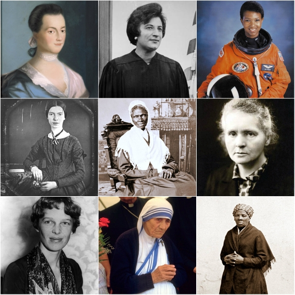 Women's History Month: Writings & Words Of Wisdom