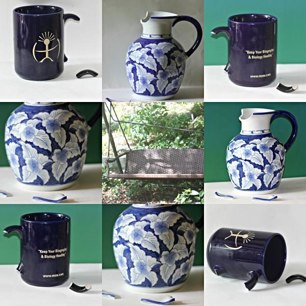 Weekly Photo Challenge: BROKEN - Mug and Vase