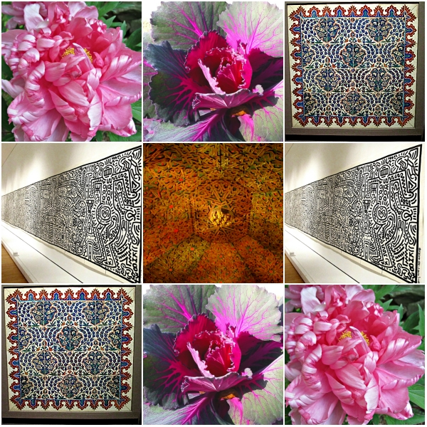 Weekly Photo Challenge:  Intricate -  design in nature and art