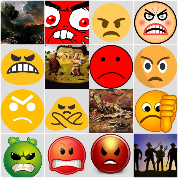 Motivation Mondays: DETERMINATION - Angry Mob