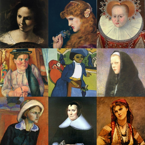Motivation Mondays: DETERMINATION - Female Anger in Art