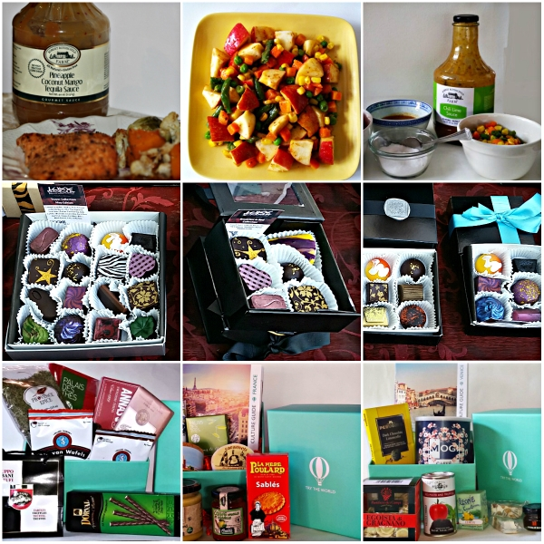 Food Files: Father's Day Gift Ideas - Food Gift Idea Selections
